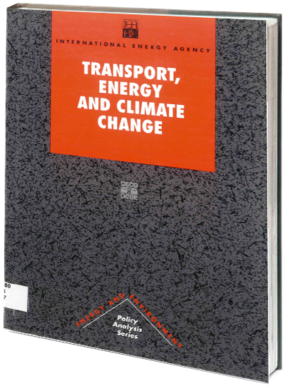 Portada de Transport, energy and climate change