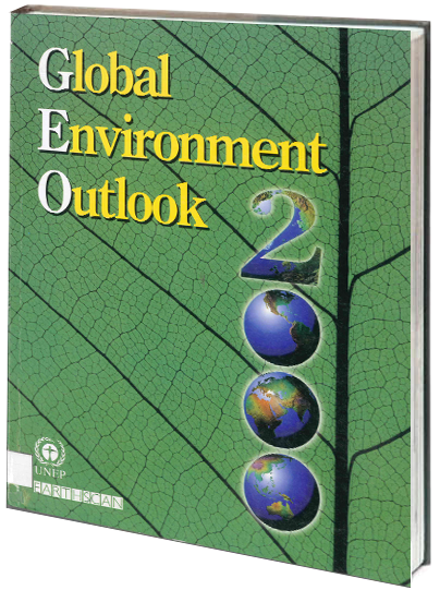 Portada de Global environment outlook 2000