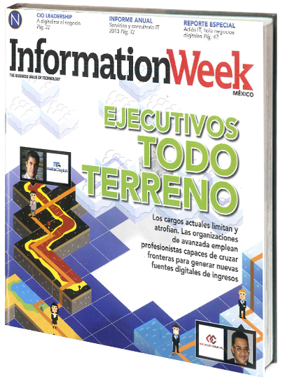 Portada de InformationWeek