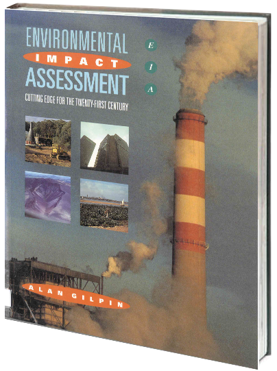 Portada de Environmental impact assessment