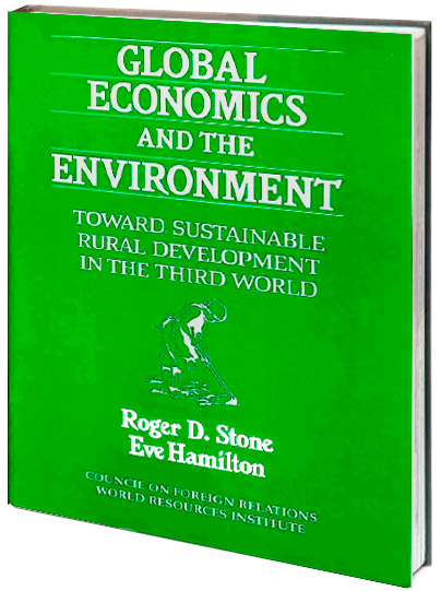 Portada de Global economics and the enviroment
