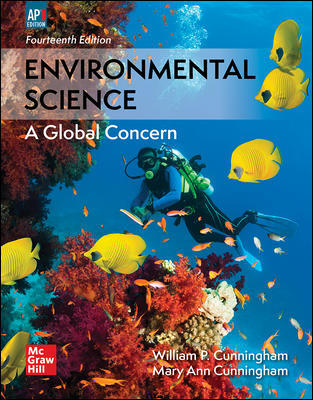 Portada de Environmental science