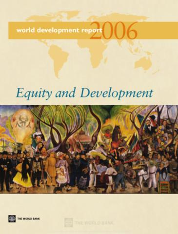 Portada de World Development Report 2006